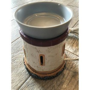 Scentsy Lighthouse 2008 Retired Full Size Warmer